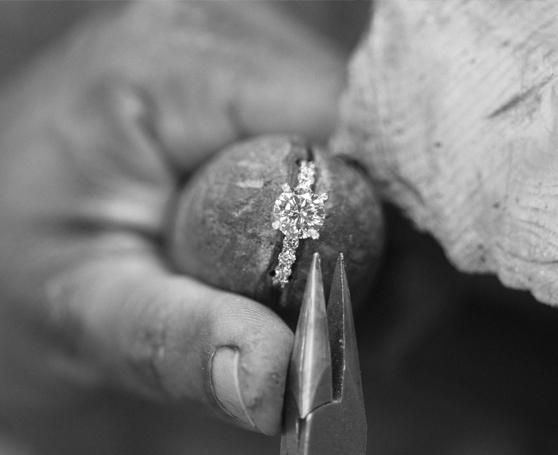 Custom Engagement Rings Toronto, ON